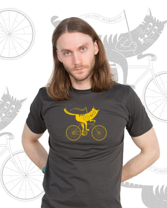 Hjólakötturinn The Cycling Cat