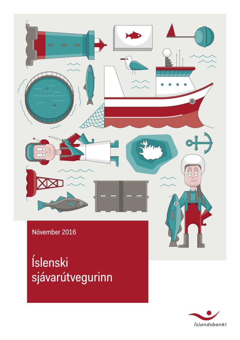 Sjávarútvegsskýrsla Íslandsbanka